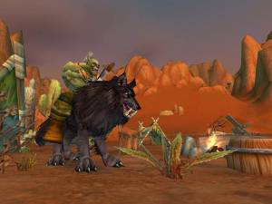 World of Warcraft pet