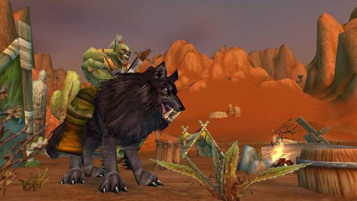 World of Warcraft pet