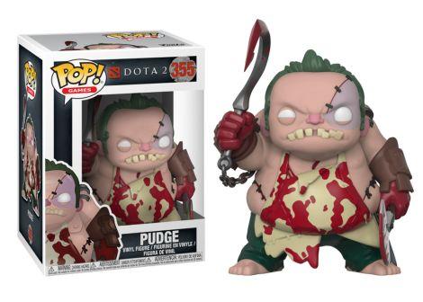 DOTA 2 Pudge Figure