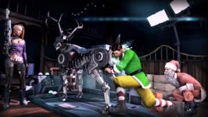 Saints Row 4 DLC gameplay