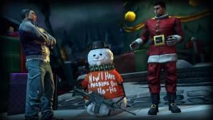 Saints Row IV snowman gun