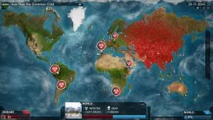 Plague world video game