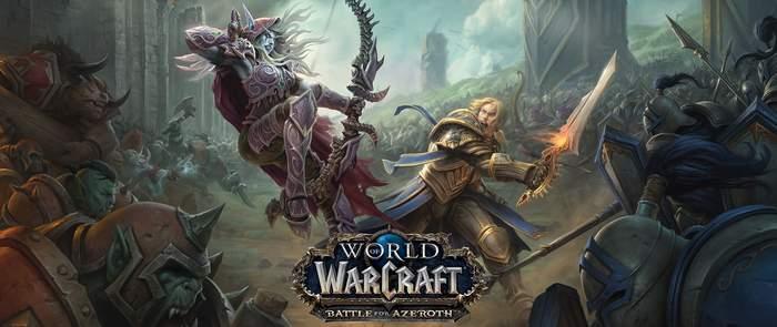 World of Warcraft BFa