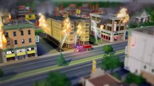 simcity fire