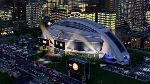 simcity sports centre