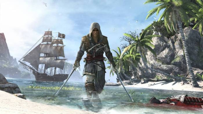 assasins creed black flag ship island