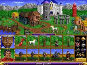 heroes of might and magic i castle