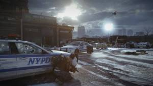 tom clancys the division police cars
