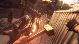 dying light hammer kill