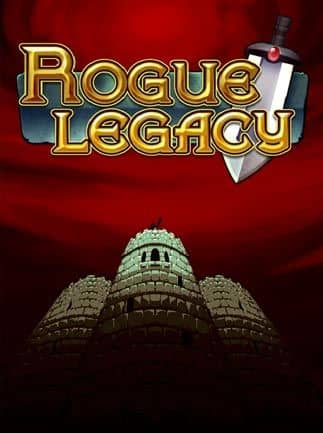rogue legacy game cover