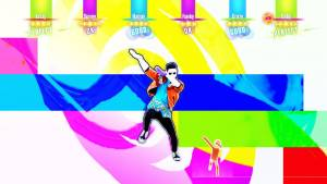 just dance 2017 game colour