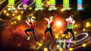 just dance 2017 game boogie trio