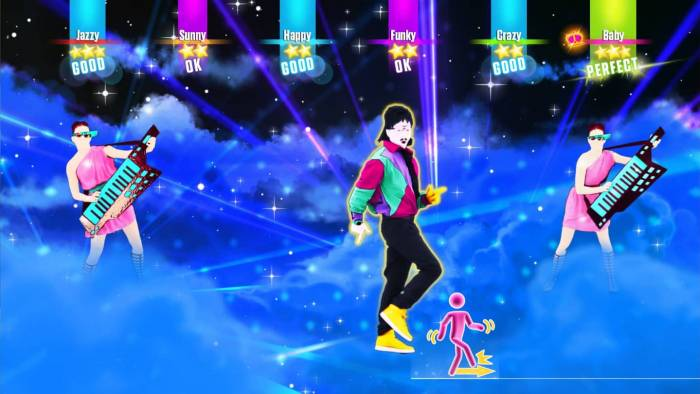 just dance 2017 game disco