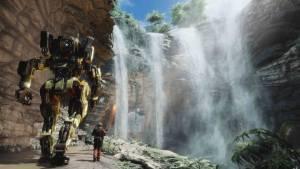 titanfall 2 waterfall mech