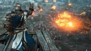 for honor game general commanding