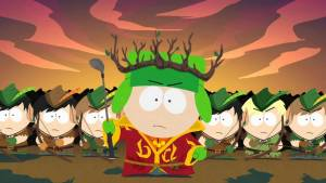 south park stick of truth game kyle elves