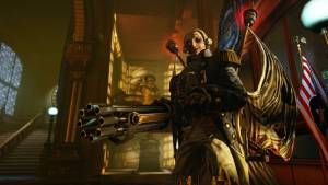 bioshock infinite game deadly president washington