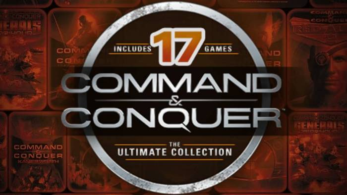 command and conquer ultimate collection