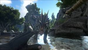 ark survival evolved triceratops