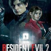 resident evil 2 remake game cover