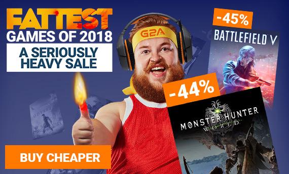 Bestsellers of 2018