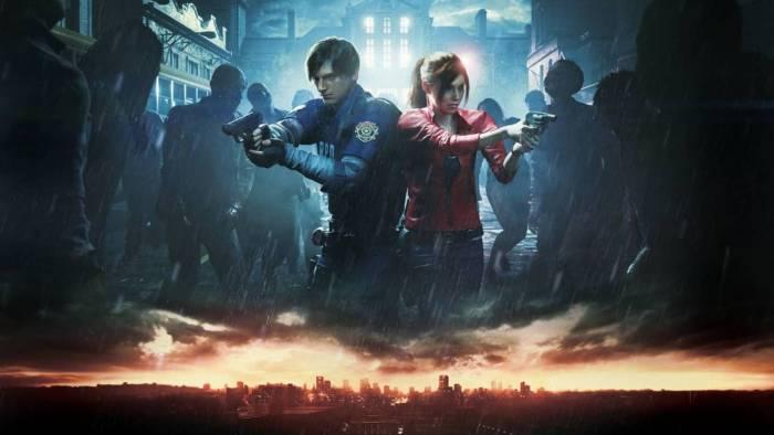 resident evil 2 remake game