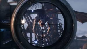 metro exodus sniper shooting monster bat
