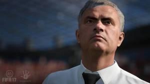 fifa 17 mourinho