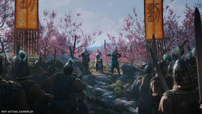 Total War: Three Kingdoms game