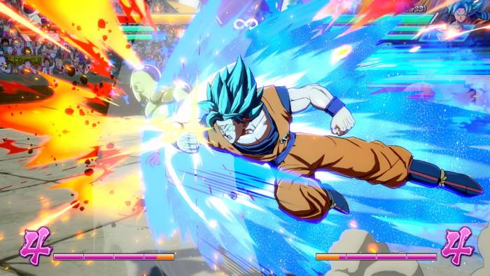 Dragon Ball FighterZ game