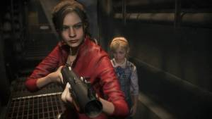 resident evil 2 remake characters