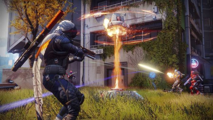 destiny 2 online shooter game