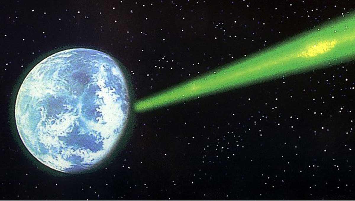 Destruction of Alderaan