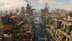 dying light 2 post apocalypse city