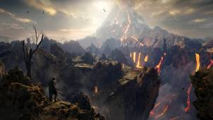 middle-earth: shadow of war mount doom