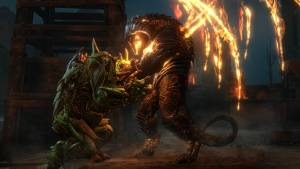 middle-earth: shadow of war balrog killing