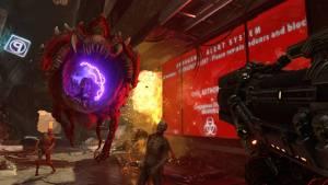 doom eternal game monster killing