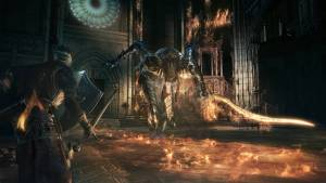 dark souls iii monster fight hall