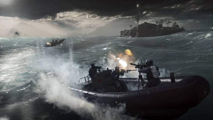 battlefield 4 sea assault