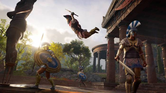 Assassin's Creed: Odyssey game