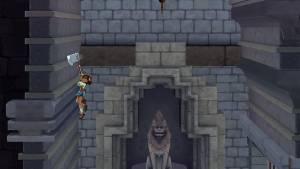 indivisible climbing dungeon