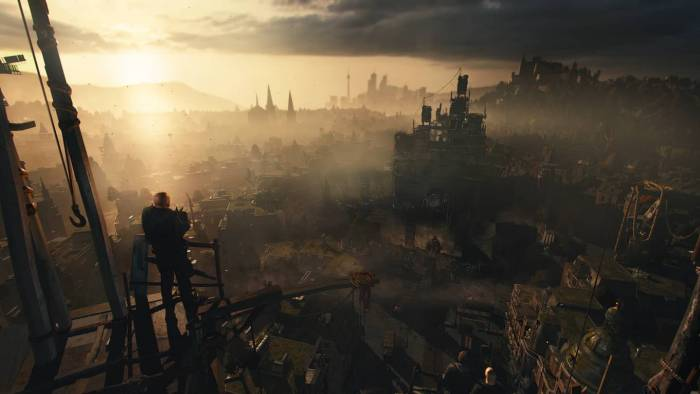 dying light 2 zombie game