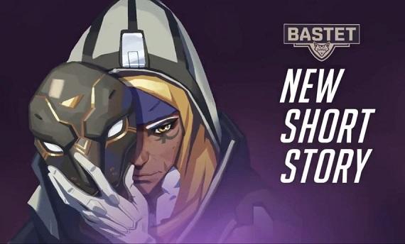 Overwatch Bastet short story