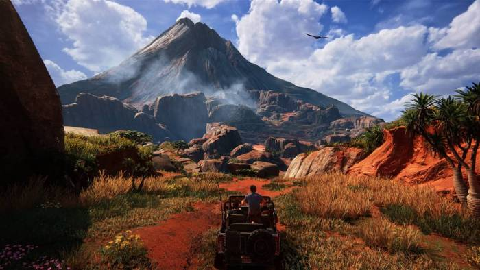 uncharted 4: a thiefs end game