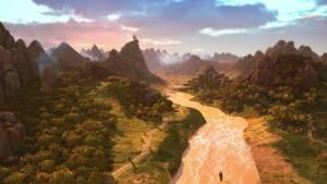 total war three kingdoms yellow river
