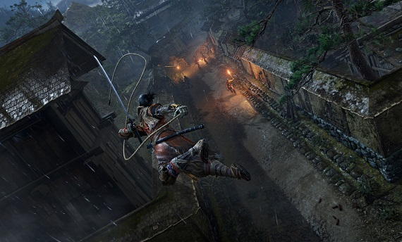 Sekiro: Shadows Die Twice to Dark Souls