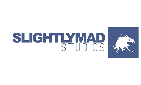 Slightly Mad Studios logo