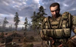stalker call of pripyat soldier