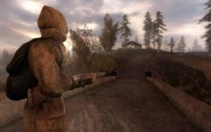 stalker call of pripyat loner