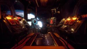 the outer worlds spaceship